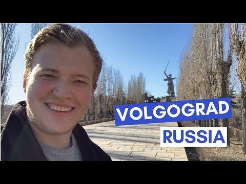 An Englishman in Volgograd (Англичанин в Волгограде)