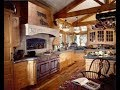 25 Beautiful Barn Kitchen Designs