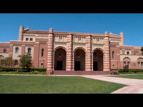 Los Ángeles - EE.UU | Conocemos el Campus de la universidad de UCLA | Mamá tú no mires