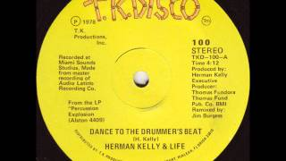 HERMAN KELLY DANCE TO THE DRUMMER