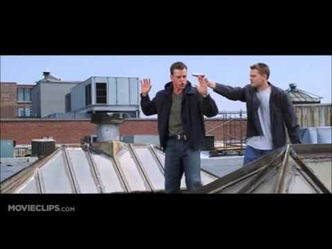 Infernal Affairs vs. The Departed rooftop