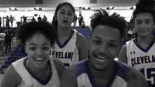 Blue Madness - Cleveland High School Varsity Basketball