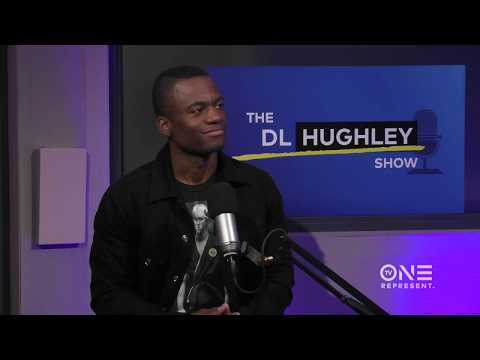 DL Hughley: My Son With Autism Is A Fine Example of a Man..