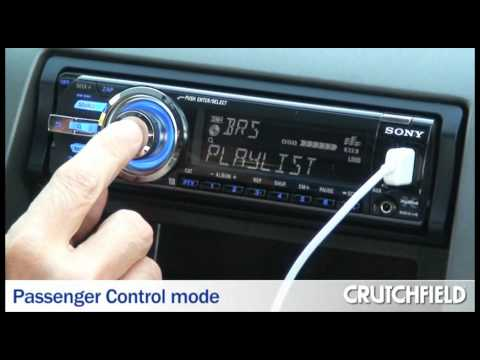 Sony Xplod Car Stereo Wiring Diagram 3 Phase Transformer Oil Cdx Gt640ui Cd Receiver Crutchfield Video Youtube