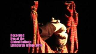 A-Z of the Fringe, G for Great Audience - Scottish Falsetto Sock Puppet Theatre