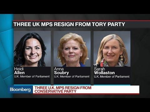 Three U.K. MPs