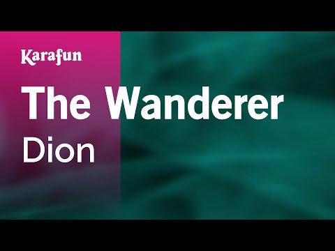 Karaoke The Wanderer - Dion *