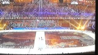 Урок  Географии на Открытии Олимпиады в Сочи 2014 DDD