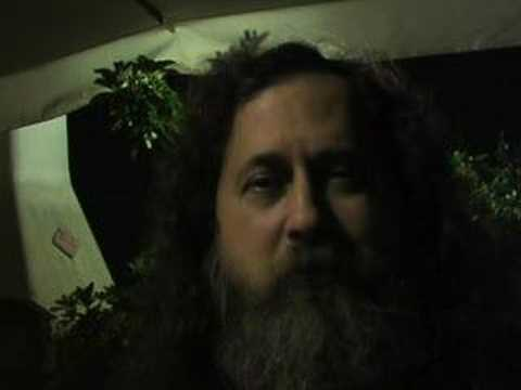Richard Stallman - What is free software?