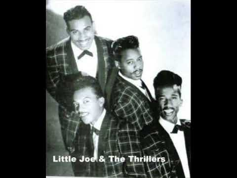 Little Joe Cook And The Thrillers - Peanuts '68