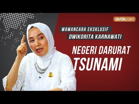 Eksklusif Kepala BMKG: Negeri Darurat Tsunami