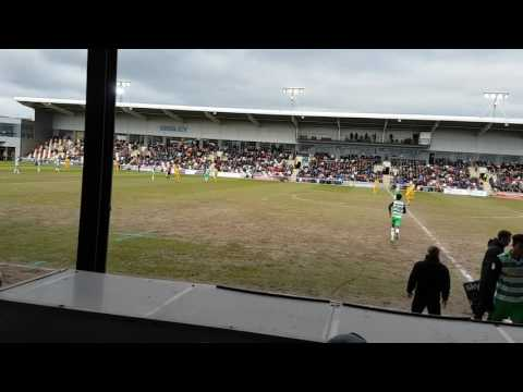 Newport County Ole v Yeovil home