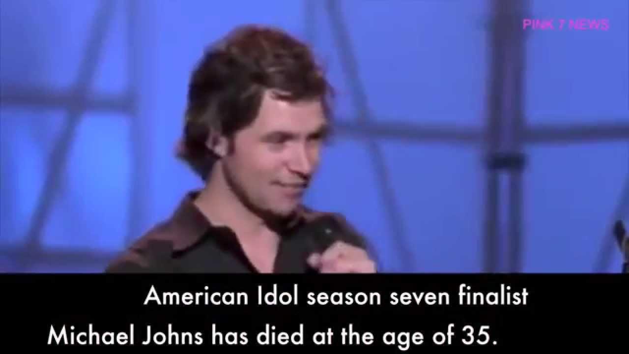 Michael Johns American Idol