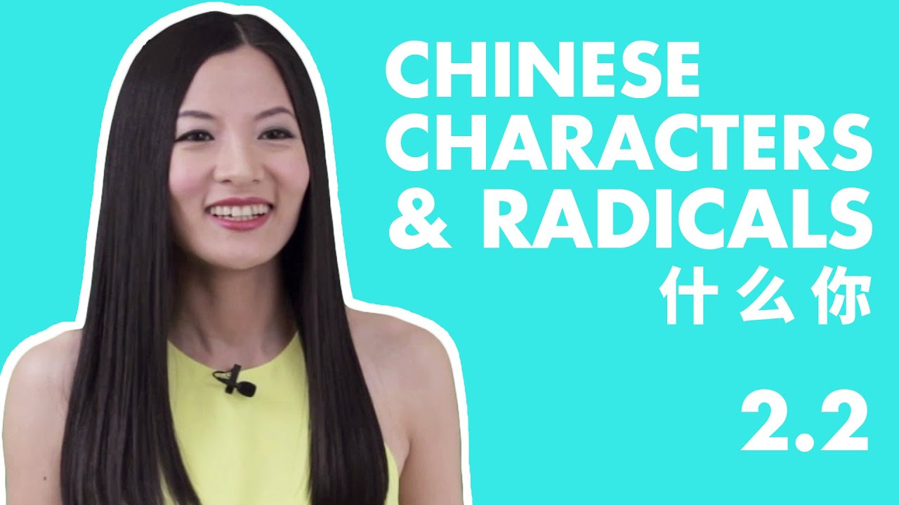 Chinese Characters for Beginners | Beginner Chinese Characters Course 2.2 | HSK Level1 Characters
