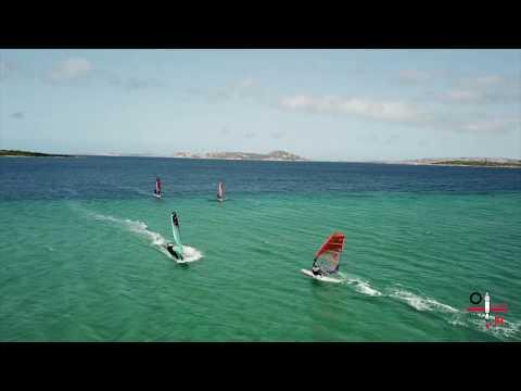 Il ritorno del windsurf a Coluccia