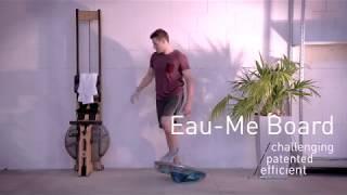 Eau-Me Board - Balance Board by NOHrD & WaterRower (en)