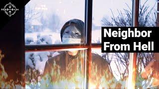 Hacked by an Evil Neighbor w/ Retia