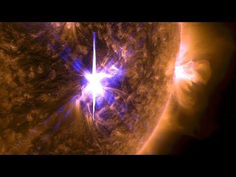 MASSIVE X9.3 SOLAR FLARE - GEOMAGNETIC STORM INTENSIFICATION ALERT - PREPARE NOW