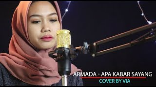 Gambar cover APA KABAR SAYANG - ARMADA | COVER AKUSTIK BY VIA