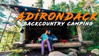 Adirondack Backcountry Camping | Edwina Bong