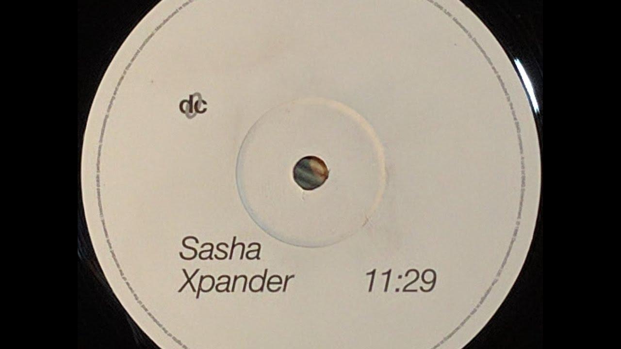 {Vinyl} Sasha