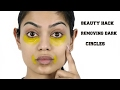 Removing dark circles in 5 days? Turmeric beauty hack tested | Sabrina Anijs