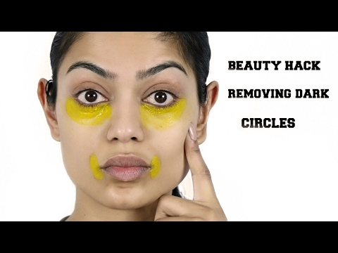 Beauty Hack: Removing Dark Circles In 5 Days