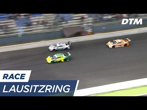 Best of Overtakes - DTM Lausitzring 2017