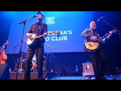Slim Cessna's Auto Club, full set live Barcelona 03-06-2017, Primavera Sound Teatre CCCB (Saturday)