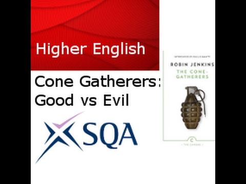 Higher English Key Quotes Good Vs Evil Callum Duror Youtube