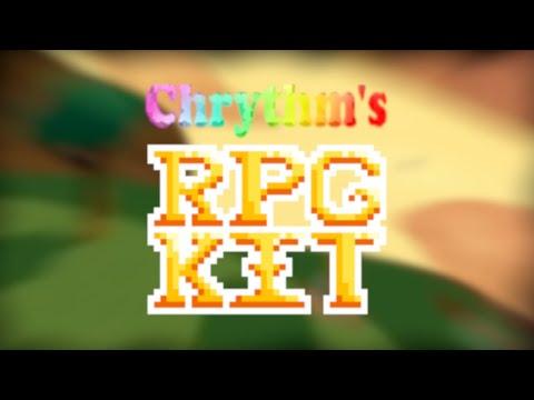 Chrythm's RPG Kit (RELEASE!)