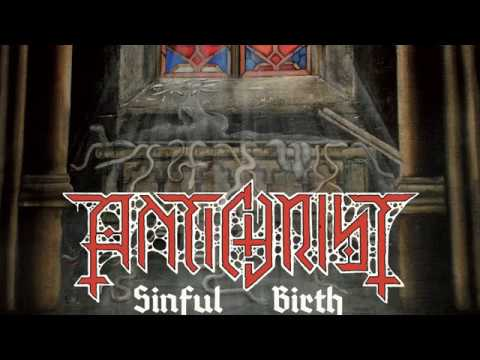 """Antichrist - """"Fall of the Temple of Solomon"""" (Official Audio)"""