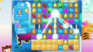 Candy Crush Soda Saga Level 282 No Boosters