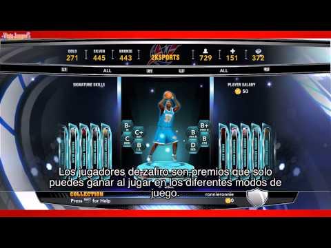 NBA 2K14 - Diario de desarrollo #2 [Español] [1080p]