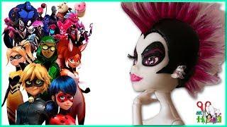 ТРАБЛМЕЙКЕР ❤️ КУКЛА ООАК ч.1 / TROUBLEMAKER /ЛЕДИ БАГ И СУПЕР-КОТ/Miraculous LadyBug