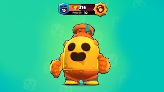 ROBO SPIKE - NEW SKIN + StarPower! // BrawlStars