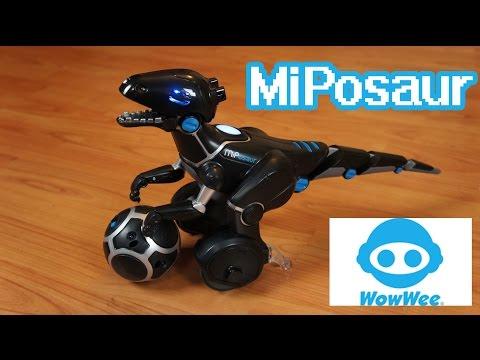 MiPosaur Robotic Dinosaur