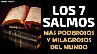 Los 7 Salmos más Milagrosos y Poderosos del Mundo