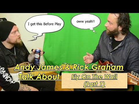 Andy James And Rick Graham Online Guitar Lessons (part 1)