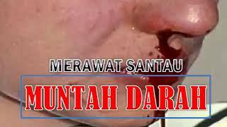 MERAWAT SANTAU  MUNTAH DARAH/CURE DEADLY BLACK MAGIC THAT CAUSE BLOOD VOMIT