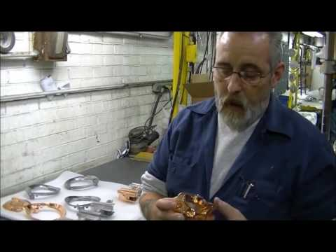 Acid Copper Plating Copper Buff Part 1