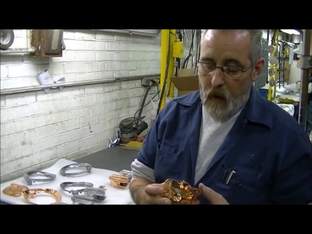 Acid Copper Plating Copper Buff Part 1