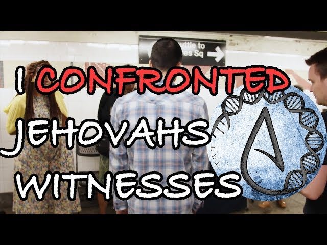 I Told Jehovahs Witnesses I'm An Apostate: Here's What Happened (2019)
