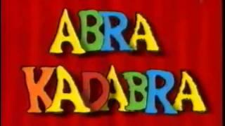 Abrakadabra Intro musik (Barnprogram)