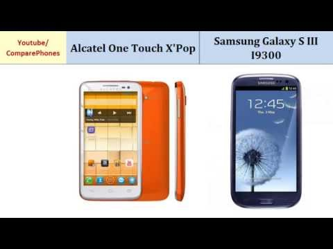 Alcatel One Touch X'Pop Reviews, Specs & Price Compare
