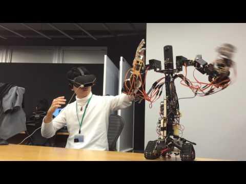 Telexistence Robot Prototype3-1