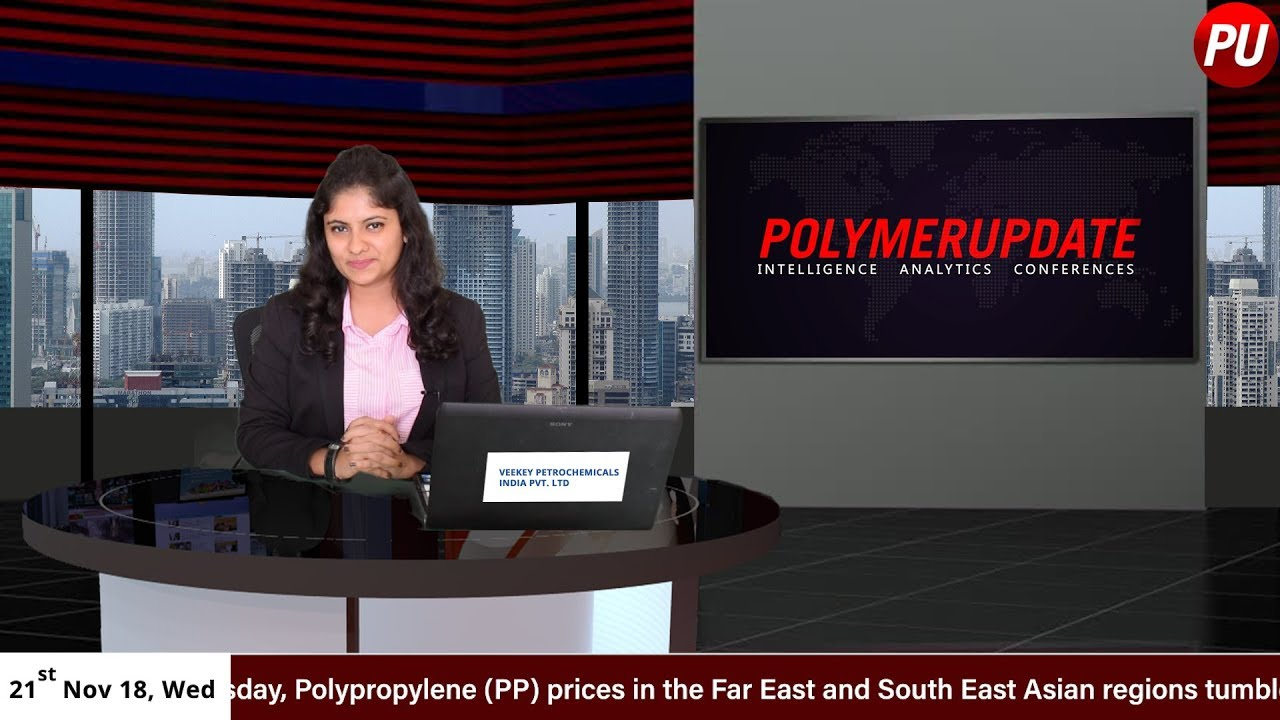 Polypropylene (PP) And Polyethylene (PE) Prices Journey South In Asia