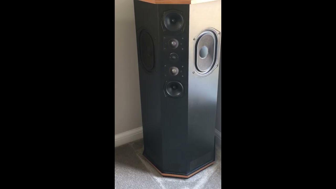 Tdl reference standard Speakers