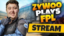 CS:GO - First ZywOo stream! Playing FPL on Overpass