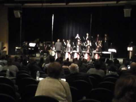 belair jazz band hanks high school 4-29-17